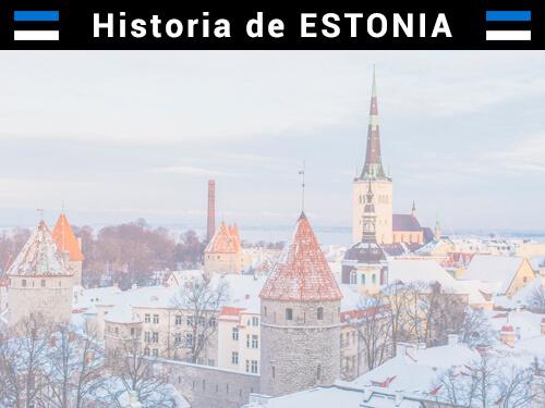 historia de estonia