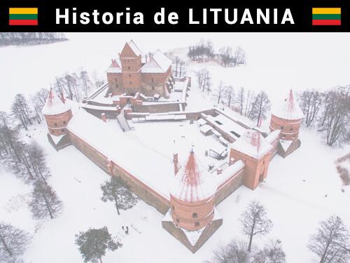 historia de lituania