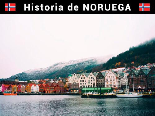 historia de noruega