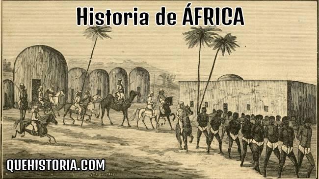 breve historia resumida de africa