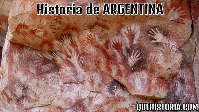 breve historia resumida de argentina