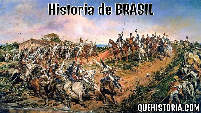 breve historia resumida de brasil