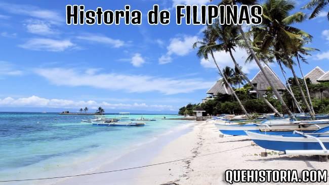 breve historia resumida de filipinas