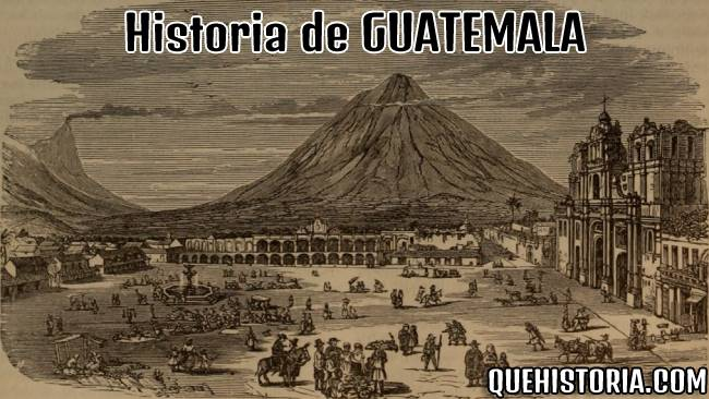 breve historia resumida de guatemala