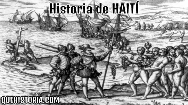 breve historia resumida de haiti