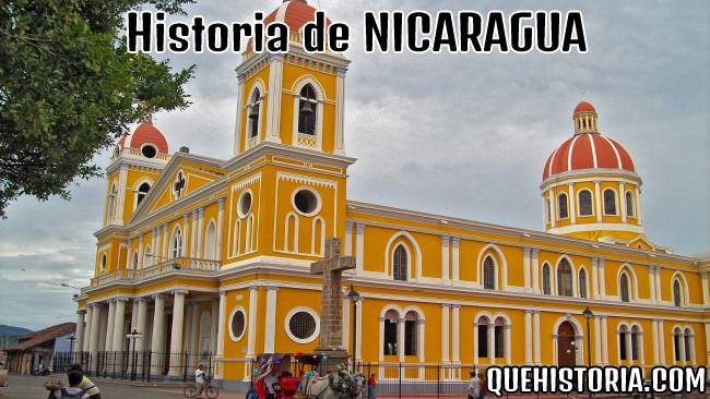breve historia resumida de nicaragua