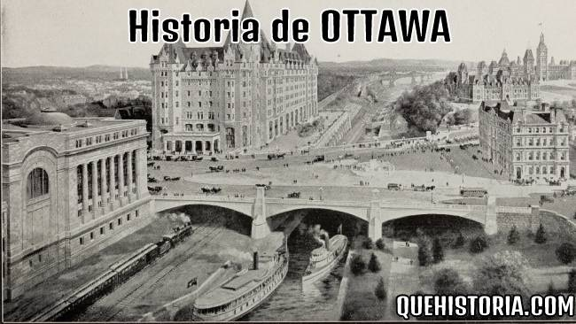 breve historia resumida de ottawa