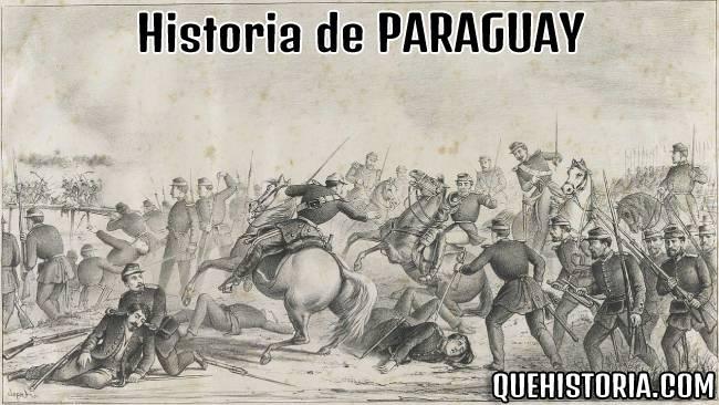 breve historia resumida de paraguay