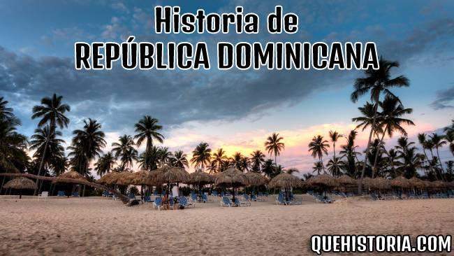 breve historia resumida de republica dominicana