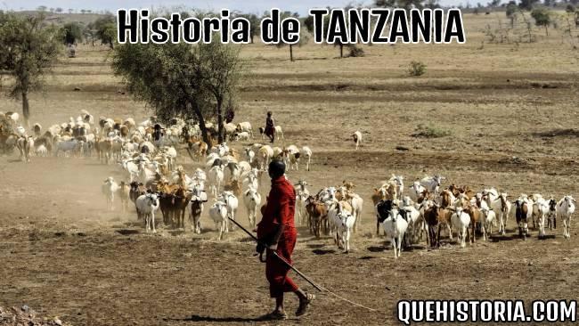 breve historia resumida de tanzania