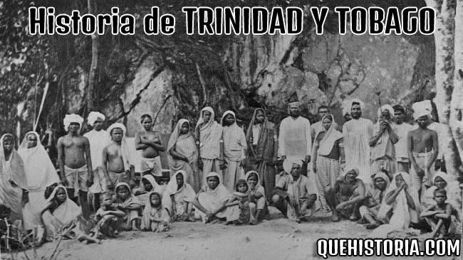 breve historia resumida de trinidad y tobago