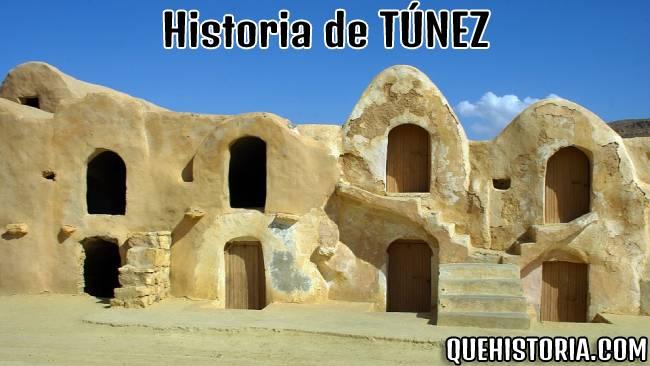 breve historia resumida de tunez