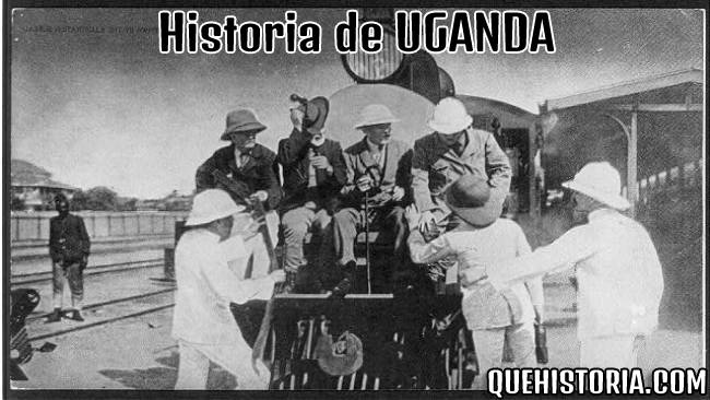 breve historia resumida de uganda