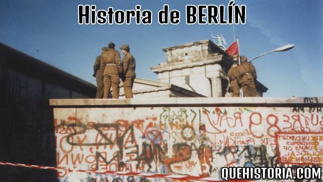 breve historia resumida de berlin