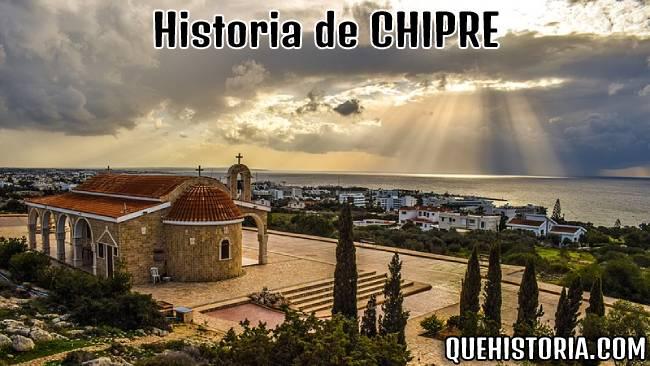 breve historia resumida de chipre