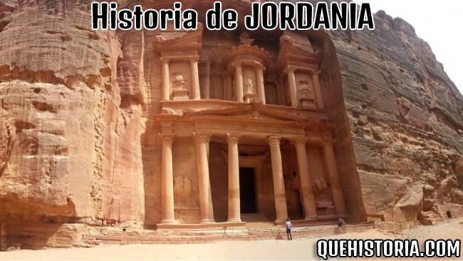breve historia resumida de jordania