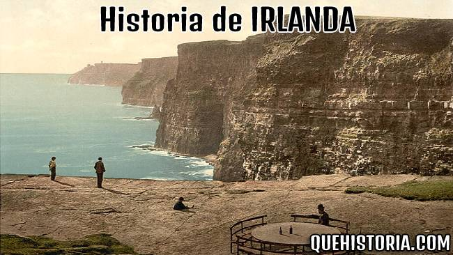 breve historia resumida de irlanda