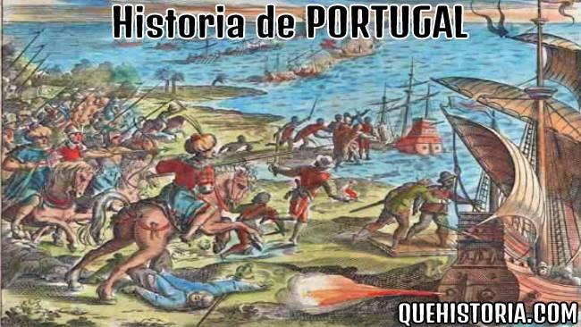 breve historia resumida de portugal