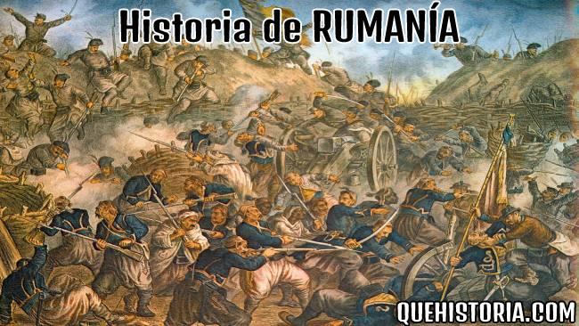 breve historia resumida de rumania