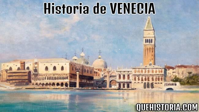 breve historia resumida de venecia