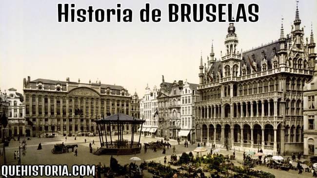 breve historia de bruselas